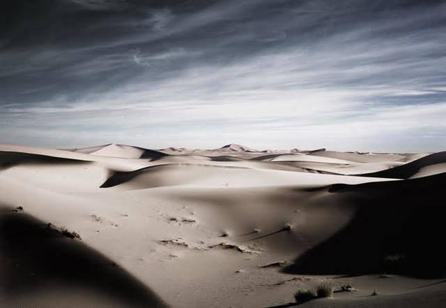 Bernhard Quade, 'Morocco Sahara 2', 2008, Photography, Chromogenic Print, CHROMA GALLERY