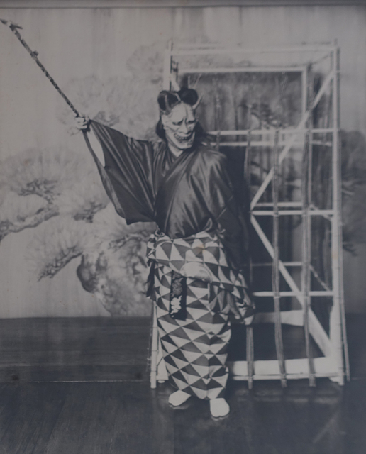 , 'Theatre of Noh, c.1890,' 1890, Michael Hoppen Gallery
