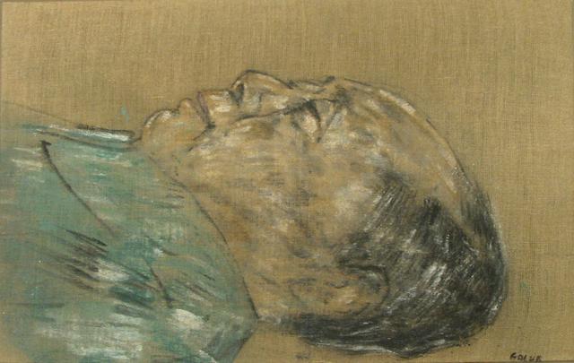 , 'Mao Tse Tung (In Sarcophagus - 1977),' 1978, Christine König Galerie