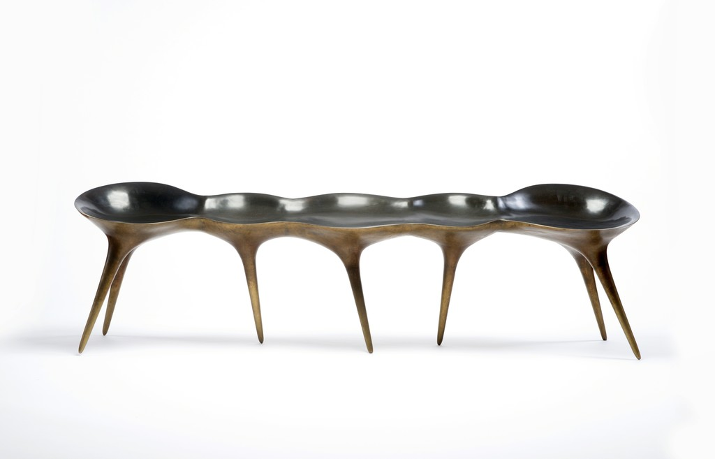 faye toogood | pew bench / earth (2016) | available for sale | artsy - Designer Mobel Timothy Schreiber Stil