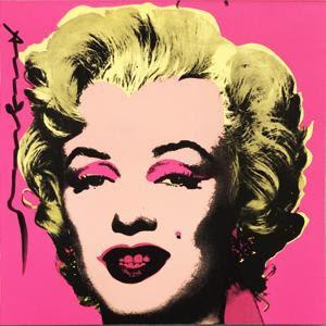 Andy Warhol, 'Marilyn Invitation', 1981, HG Contemporary