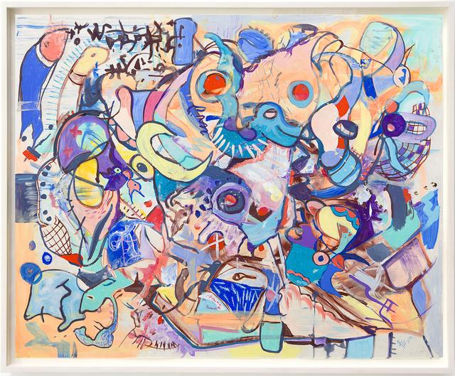 , 'Sparrow Accretion,' 2019, Ochi Projects