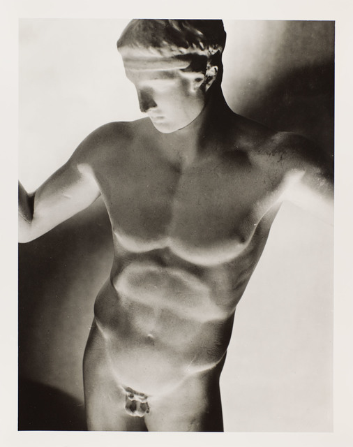 , 'Classic Greek Statue, Paris,' 1932, Bernheimer Fine Art