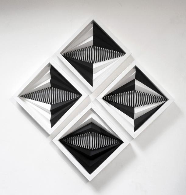 , 'Composition A,' 2017, Galerie La Ligne