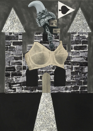 Derrick Adams, 'Holding Court (The Queen of Spades / Edition A)', 2015, Galerie Anne de Villepoix