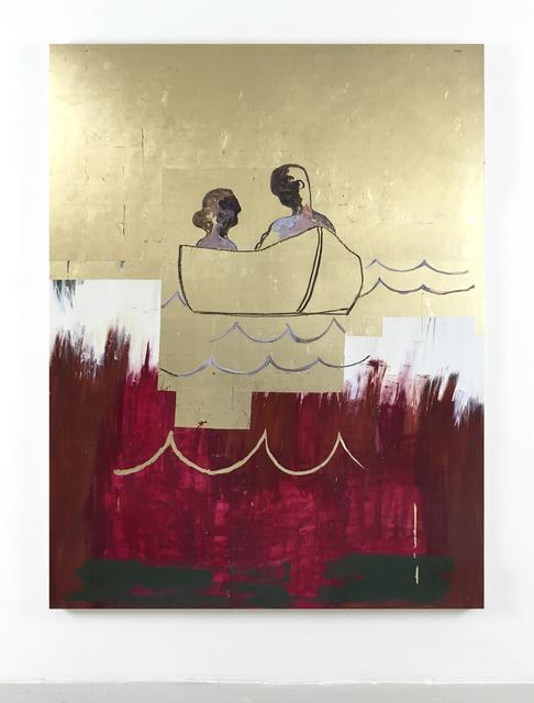 , 'At Sea,' 2018, GRIMM