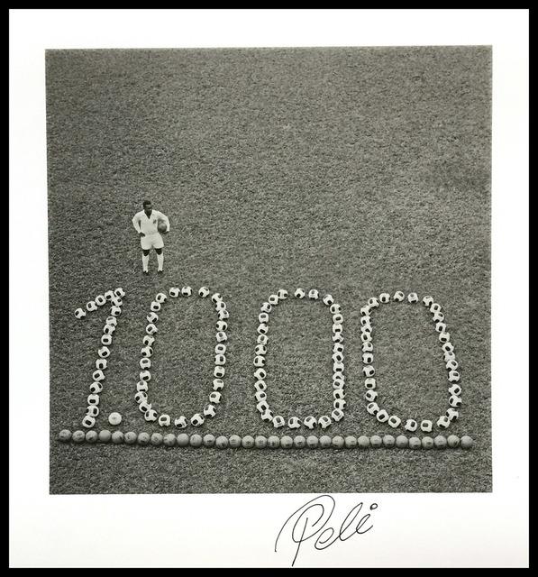 , 'Pelé, 1000 gols,' , Fotospot