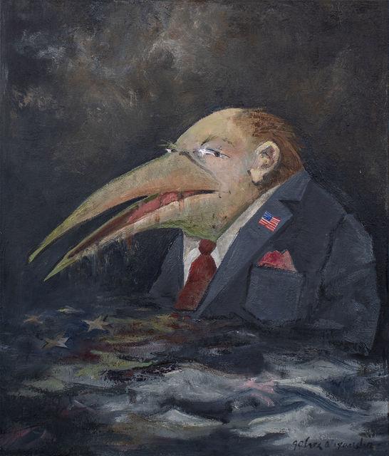 , 'Mr. Dirty Money,' 2018, Arthur Roger Gallery