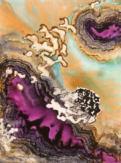 , ' Sunken Treasure Ruby II #11,' 1993, ACA Galleries