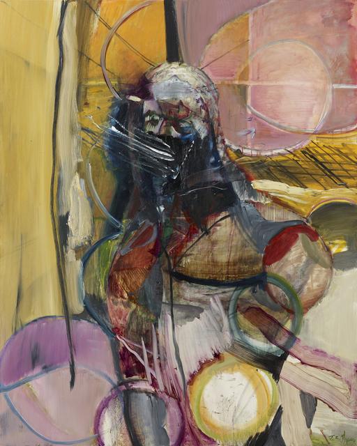 , 'Color Circles,' 2016, Mind Set Art Center