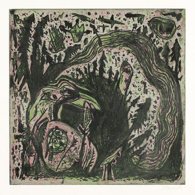, 'Untitled,' 1986, Galerie Bei Der Albertina Zetter