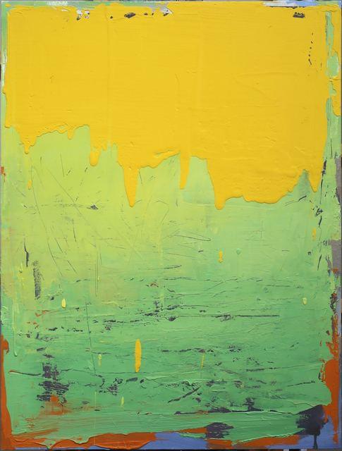 , 'Yellow 17-13-21,' 2017, PARKVIEW ART Hong Kong