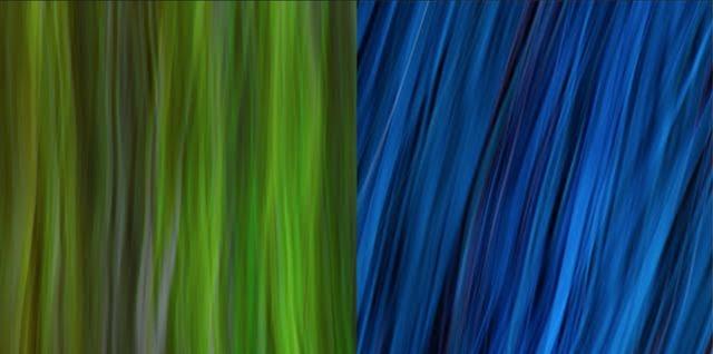 , 'Verde y Azul,' 2016, Artemisa Gallery