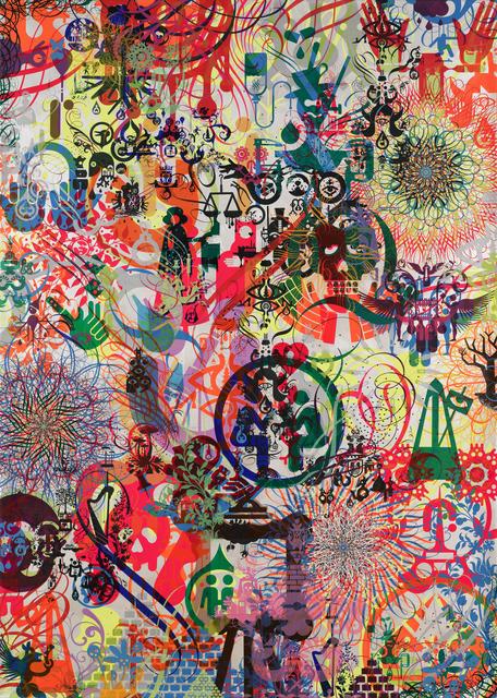 , 'Import Data,' 2016, Quint Gallery