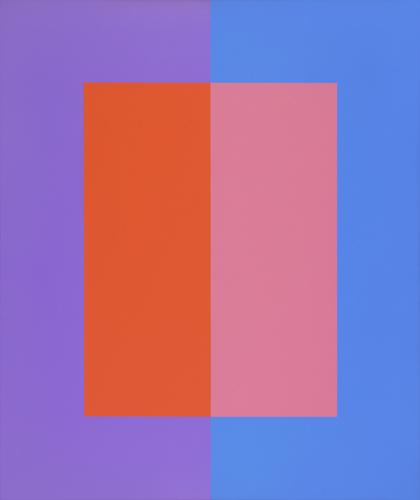 , '#9,' 1975, Louis Stern Fine Arts