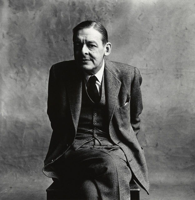 , 'T.S. Eliot (A),' London-1950, Pace/MacGill Gallery
