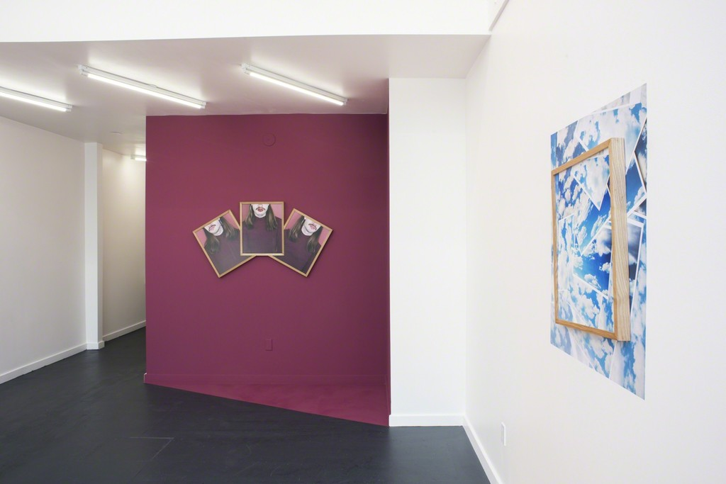 Marcela Pardo Ariza, installation view, 2017