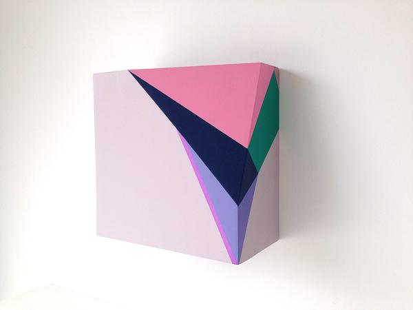 Zin Helena Song, 'Origami 1', 2013, River