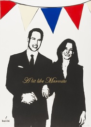 A bit like Marmite (Wills and Kate)