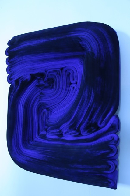 , 'JK485 Ultramarine Blue,' , Heather Gaudio Fine Art