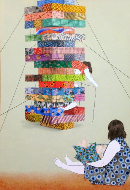 , 'The Empty Boxes,' 2015, Micheko Galerie