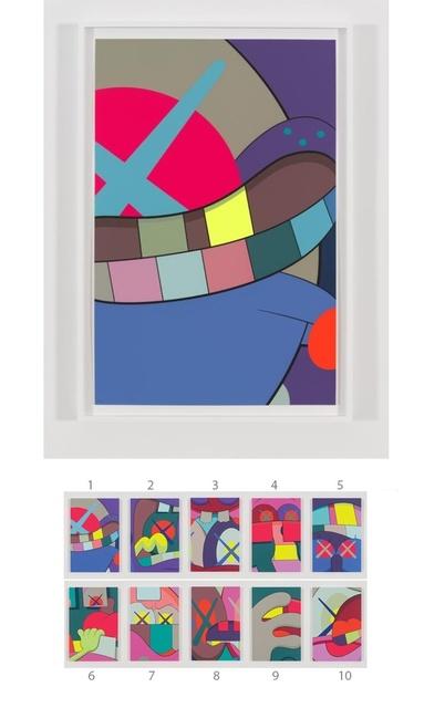 KAWS, 'Ups & Downs (1 print)', 2013, Contemporary Art Trader