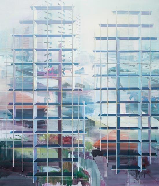 , 'The return,' 2015, Hosfelt Gallery