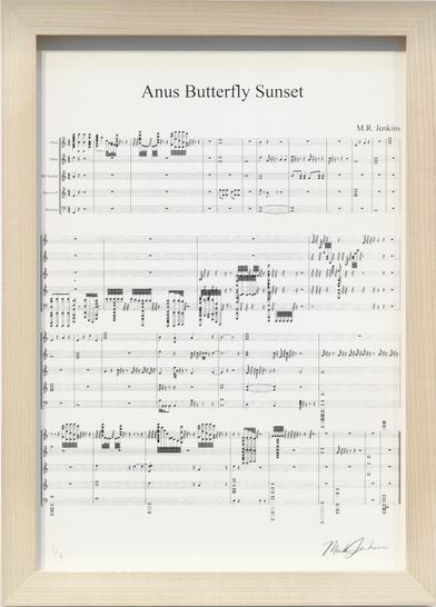 , 'Anus Butterfly Sunset,' 2018, Danysz Gallery