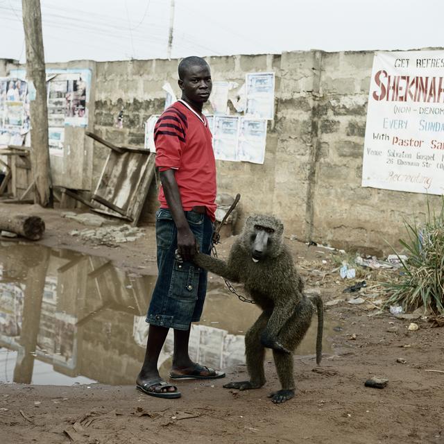 Pieter Hugo, 'Umoru Murtala with School Boy, Asaba, Nigeria ', 2007, Stevenson