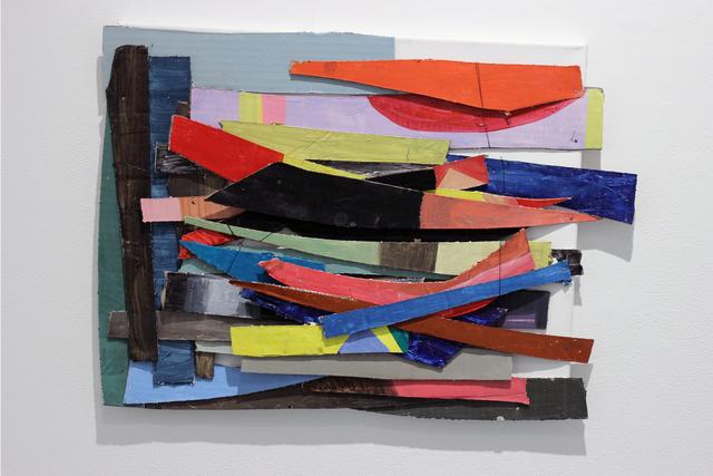 , 'Color Pile,' 2016, Josée Bienvenu