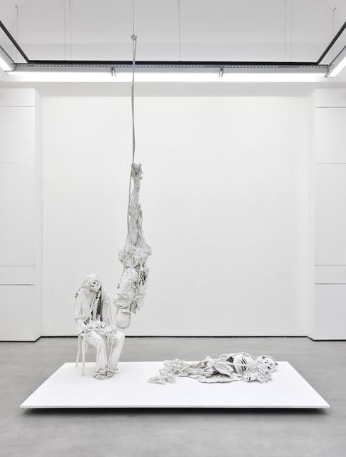 , 'Oedipus Rex,' 1984, Galerie Christophe Gaillard