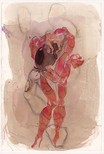 Eric Fischl, 'Untitled (Study for the Weight)', 2015, Barbara Edwards Contemporary