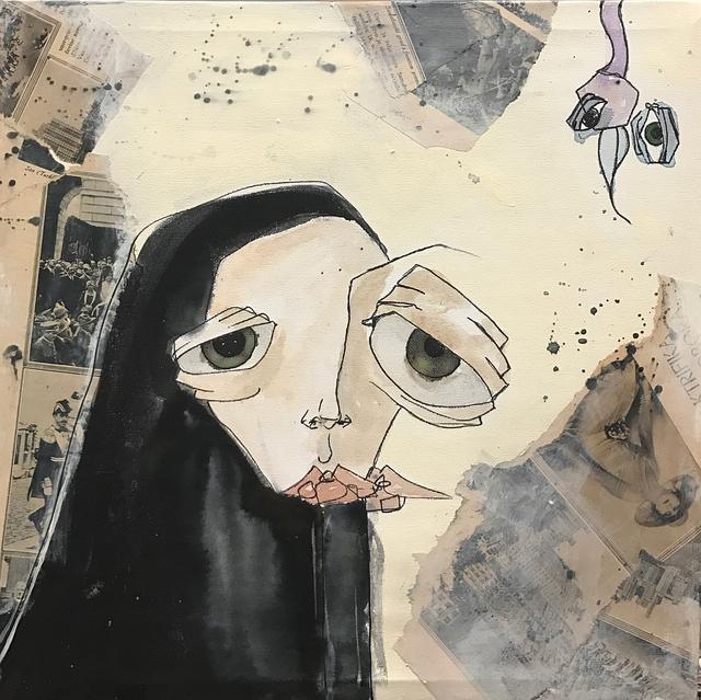 , 'Old news (2) / (2) أخبار قديمة  ,' 2017, al markhiya gallery