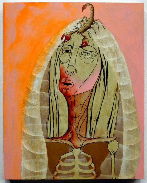 , 'Scorpion Bride,' 2013-2014, ANNO DOMINI