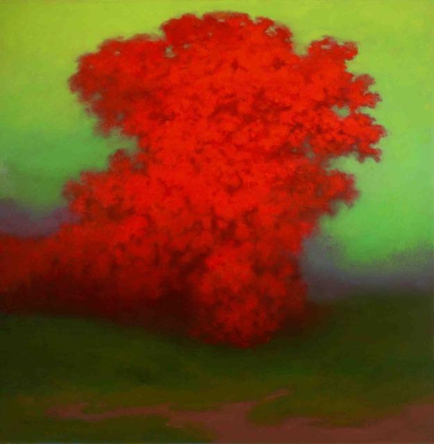 , 'Scarlet Solitude,' 2011, ACA Galleries