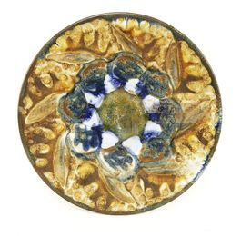 A Royal Doulton stoneware charger