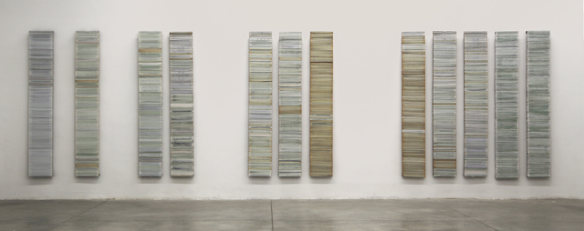 , 'Reciclaje (para Carlos Rojas),' 2016, Satélite