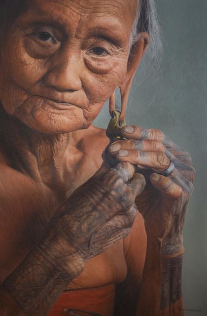 , 'The Ukit Lady,' 2015, Richard Koh Fine Art