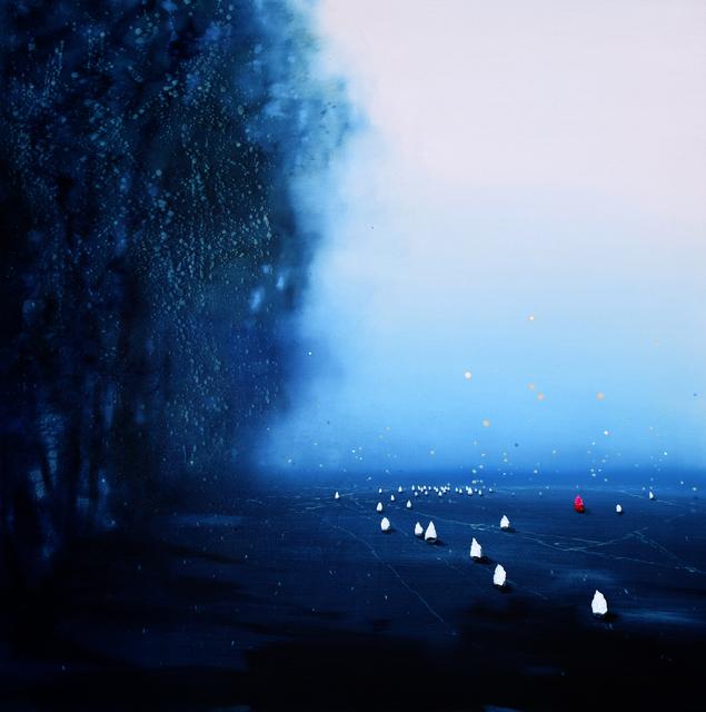 , 'Vastness,' 2018, ERTI