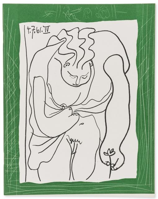Pablo Picasso, 'Les Déjeuners', 1962, Other, Book, Forum Auctions