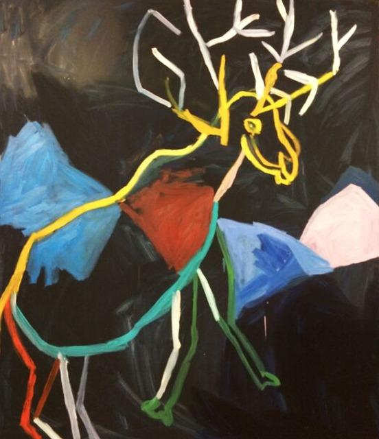 , 'Deer,' 1995, Galerie Brigitte Schenk