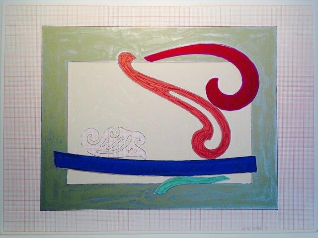 , 'Noguchi's Okinawa Woodpecker,' 1977, Anders Wahlstedt Fine Art
