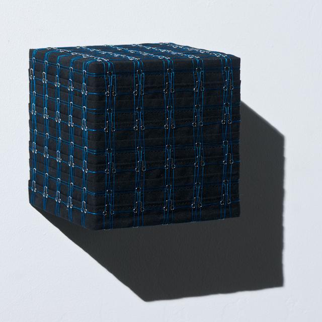 Denise Yaghmourian, 'Black & Blue #3 ', 2008, Bentley Gallery
