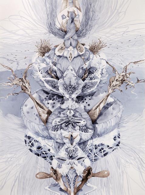 , 'Totem 6,' 2015, Pierogi