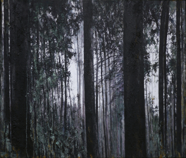 , 'Alchemistischer Mischwald XXIV,' 2019, mianki.Gallery