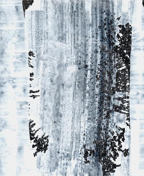 , 'Drag: study no. 08,' 2015, Seraphin Gallery