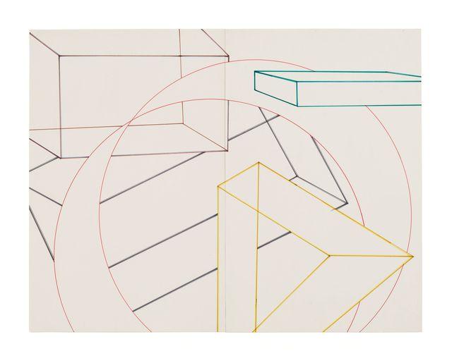 , 'A 27/28,' 1972, Van Doren Waxter/Eleven Rivington