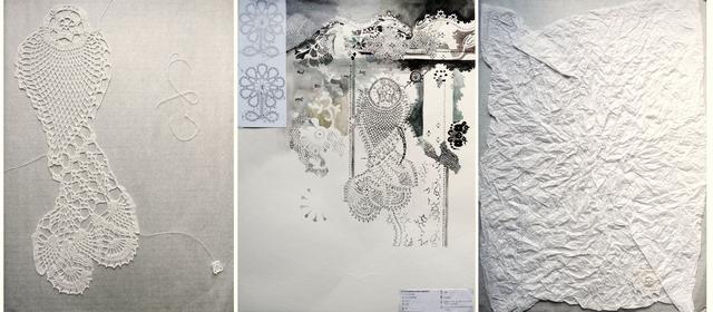 , 'Tenir le fil,' 2011, Officine dell'Immagine