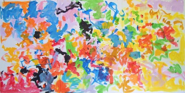 , 'Echappées 6884,' 2017, Galerie Marie-Robin