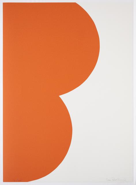 , 'Color Forms (B),' 1974, Senior & Shopmaker Gallery